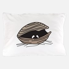 CLAM EYES Pillow Case