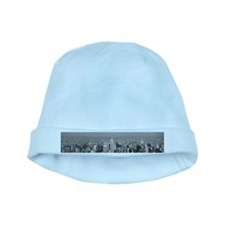 Empire State Building NYC baby hat