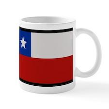 """""""Chile Flag"""" Mug"""