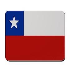 """Chile Flag"" Mousepad"