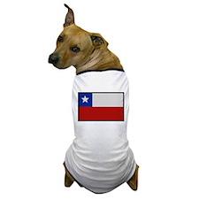 """Chile Flag"" Dog T-Shirt"