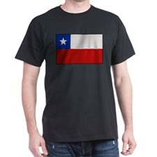 """Chile Flag"" T-Shirt"