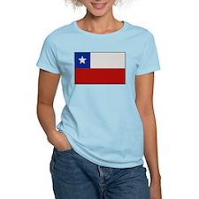 """Chile Flag"" T-Shirt"