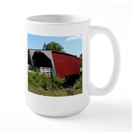 Cedar Bridge, Large Mug