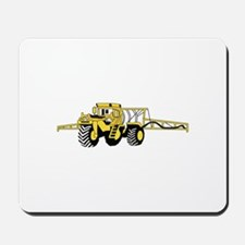 CROP SPRAYER Mousepad