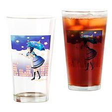 Cute Sailor moon Drinking Glass