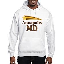 Annapolis Maryland vintage Hoodie