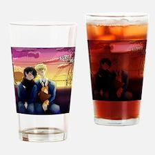 Cool Yaoi Drinking Glass