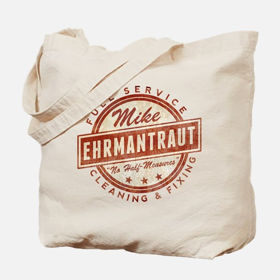 Retro Mike Ehrmantraut Cleaner Tote Bag