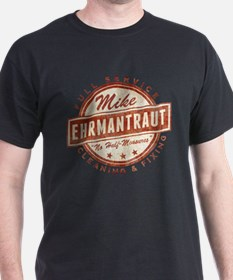 Retro Mike Ehrmantraut Cleaner T-Shirt