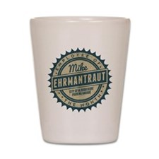 Mike Ehrmantraut Employee Of The Month Shot Glass