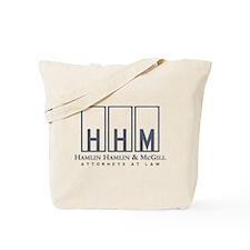 Hamlin Hamlin And McGill Lawyers Tote Bag
