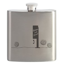 Better Call Saul Desert Phone Flask