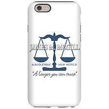 James McGill Lawyer iPhone 6 Tough Case