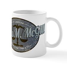 James McGill Lawyer Retro Mugs