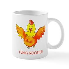 Funky Rooster Mug