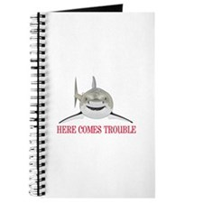 HERE COMES TROUBLE Journal