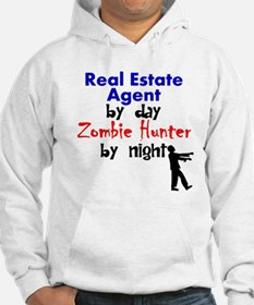 Real Estate Agent By Day Zombie Hunter By Night Ho
