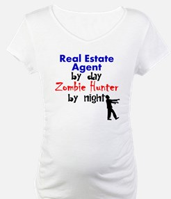 Real Estate Agent By Day Zombie Hunter By Night Ma