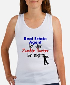 Real Estate Agent By Day Zombie Hunter By Night Ta