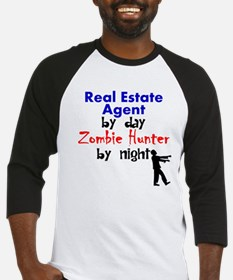 Real Estate Agent By Day Zombie Hunter By Night Ba