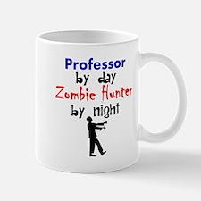 Professor By Day Zombie Hunter By Night Mugs