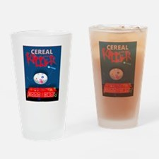 Unique Cereal killer Drinking Glass
