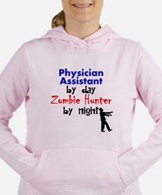 Physician Assistant By Day Zombie Hunter By Night
