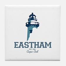 Eastham - Cape Cod. Tile Coaster