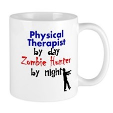 Physical Therapist By Day Zombie Hunter By Night M