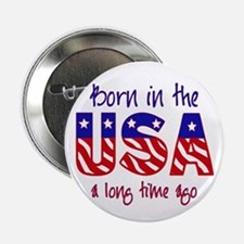 born in the USA Button