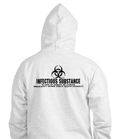 Infectious Symbol: Hoodie