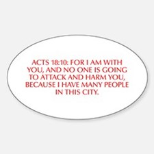 Acts 18 10 For I am with you and no one is going t