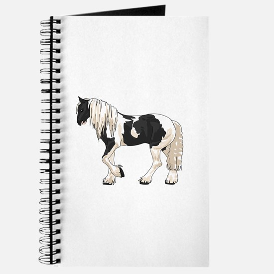 LARGER GYPSY VANNER Journal