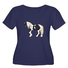 LARGER GYPSY VANNER Plus Size T-Shirt