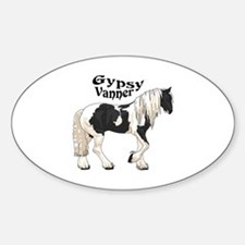 GYPSY VANNER Decal