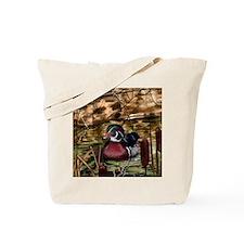 Unique Duck hunt Tote Bag