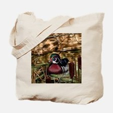 Unique Duck hunting Tote Bag