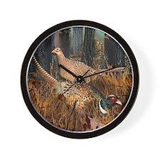 Funny Birds Wall Clock
