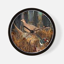 Unique Hunting Wall Clock