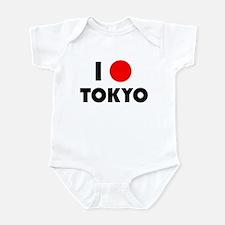 I Heart [Love] Tokyo Infant Bodysuit