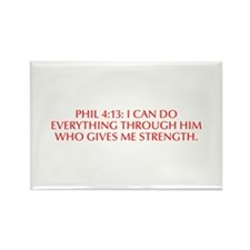 Phil 4 13 I can do everything through him who give