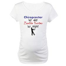 Chiropractor By Day Zombie Hunter By Night Materni