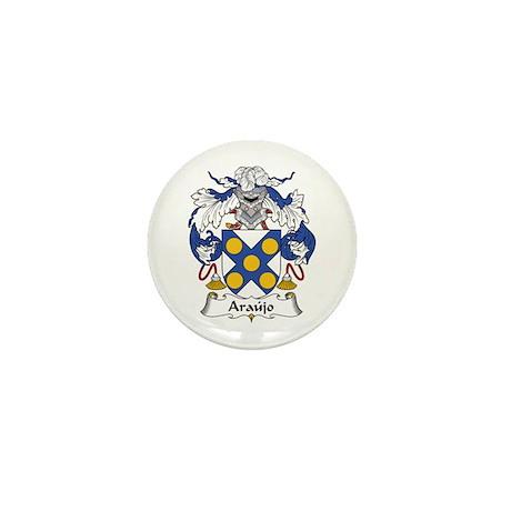 Araújo Mini Button (10 pack)