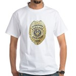 Process Server White T-Shirt