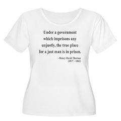 Henry David Thoreau 18 T-Shirt