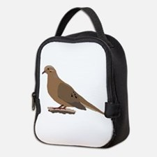 Mourning Dove Neoprene Lunch Bag