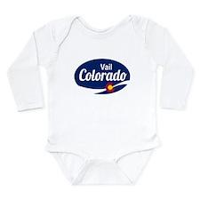 Epic Vail Ski Resort Colorado Body Suit