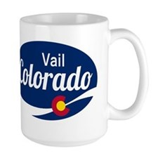 Epic Vail Ski Resort Colorado Mugs