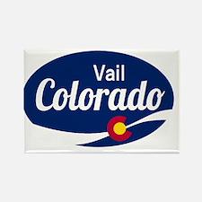 Epic Vail Ski Resort Colorado Magnets